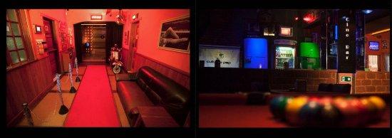 Retro Cine Bar