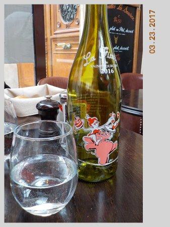 La Source: Bottled water