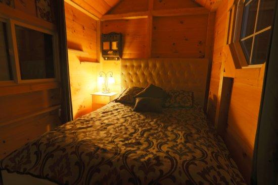 Bancroft, Kanada: Inside Cabin