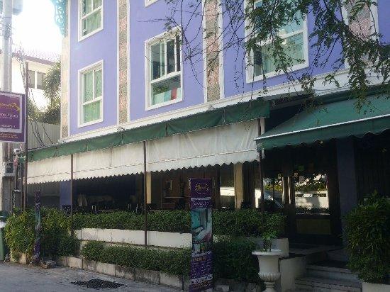 Sawasdee Hotel @ Sukhumvit Soi 8-billede