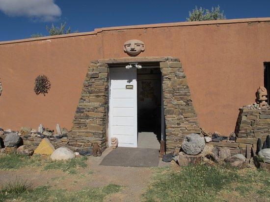 Antofagasta de la Sierra, Argentina: Museo Mineralógico de la Puna