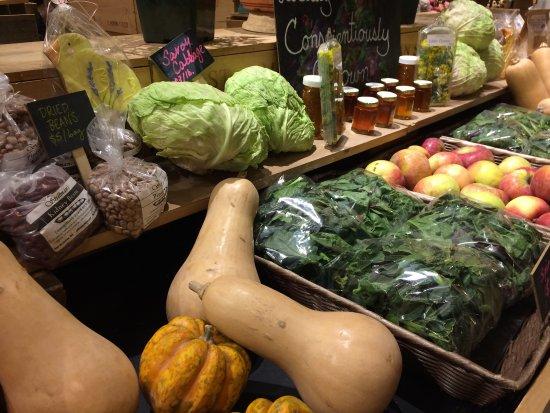 Photo of Farmers Market Boston Public Market at 100 Hanover Street, Boston, MA 02113, United States