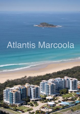 Marcoola, Australia: Beachfront Resort