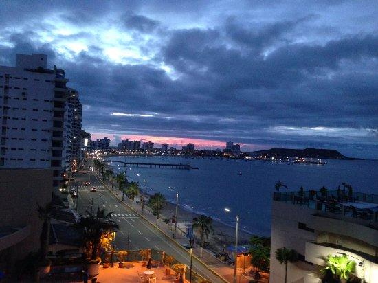 Barcelo Salinas: Vista al mar desde la habitación