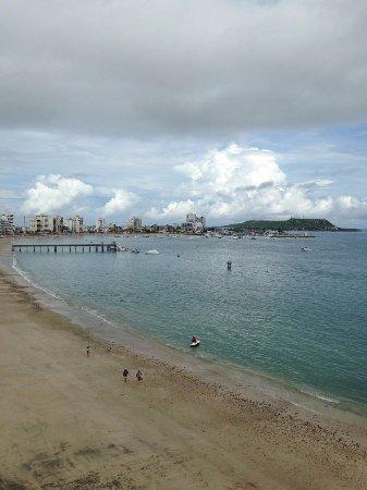 Barcelo Salinas: Playa cercana