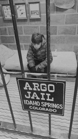 Idaho Springs, CO: ArgoGold Mill and Museum