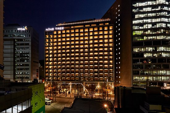 Myeong-dong: Hotels Near Myeongdong Subway Station and