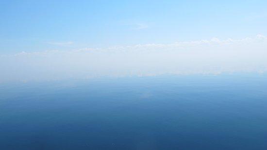 Irkutsk Oblast, Russie : Дорога в Дюны на Баргузине: где заканчивается Байкал, а где начинается небо...? Это ОООчень крас