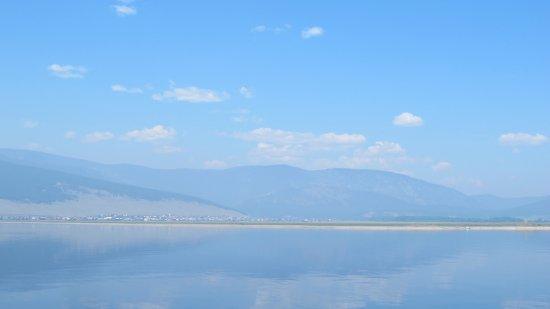 Irkutsk Oblast, Russie : Дорога в Дюны на Баргузине: где-то Там - Большое Голоустное...