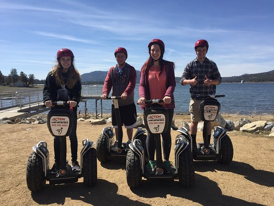 Action Segway Tours