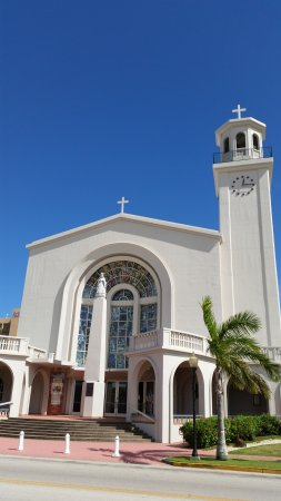 Dulce Nombre De Maria Cathedral Basilica Agana Tripadvisor