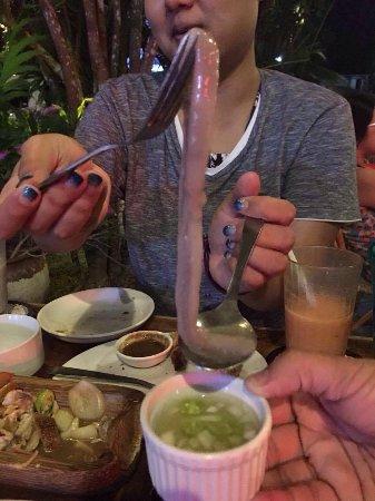 Kinabuch Grill & Bar: slurpy goodness yummmm