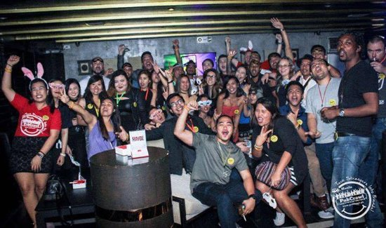 Manila PubCrawl