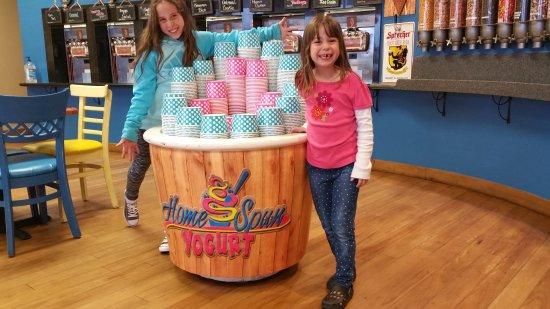 Lincoln, كاليفورنيا: HomeSpun Yogurt
