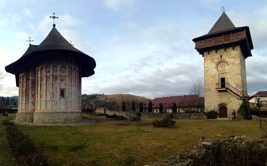 The Painted Monasteries of Bucovina: Monasteries Bucovina
