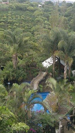 Birri, Costa Rica: preciosa vista desde la habitacion