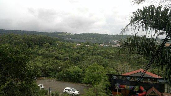 Birri, Kosta Rika: primera impresion de una de las vistas del hotel