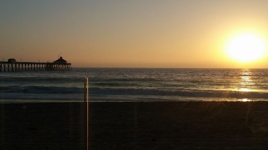 Imperial Beach, CA: View from outside dining room Sea180