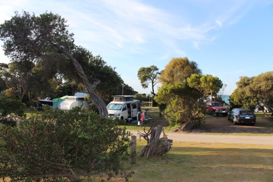 Blairgowrie, Australia: A great place to camp