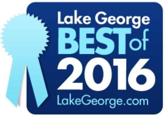 Lake Luzerne, Estado de Nueva York: We are proud to be recipients of  Lake Georges best attraction award!