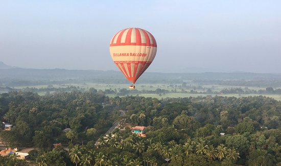 Lanka Ballooning Pvt Ltd : Sri Lanka Balloon