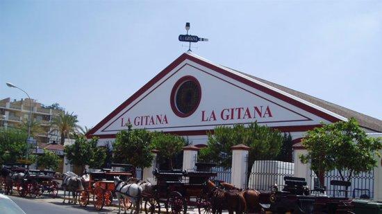 Bodegas Hidalgo La Gitana