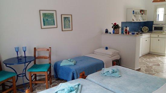 Asini, Griekenland: 2 + 1 beds