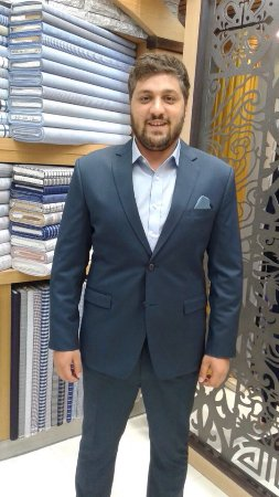 Exclusive Tailor: Happy French Customer