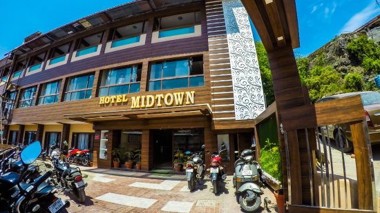 Hotel midtown by royal collection hotels mussoorie - Mussoorie hotels with swimming pool ...
