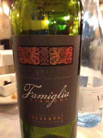 Ushuaia : à deguster ... excellent