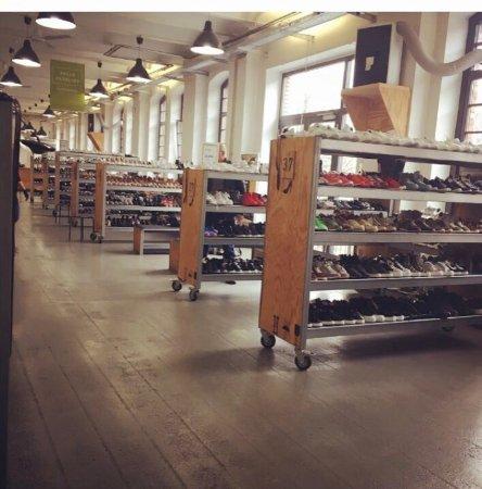 Zalando Outlet Store Berlin Aktuelle 2019 Lohnt Es Sich Mit Fotos