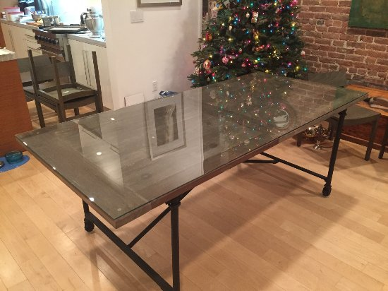 Brooklyn, NY: Glass Table Tops Nyc Product