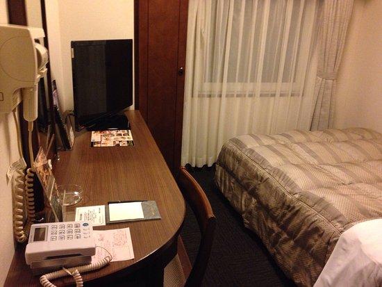 Hotel Route Inn Yokohama Bashamichi : photo2.jpg