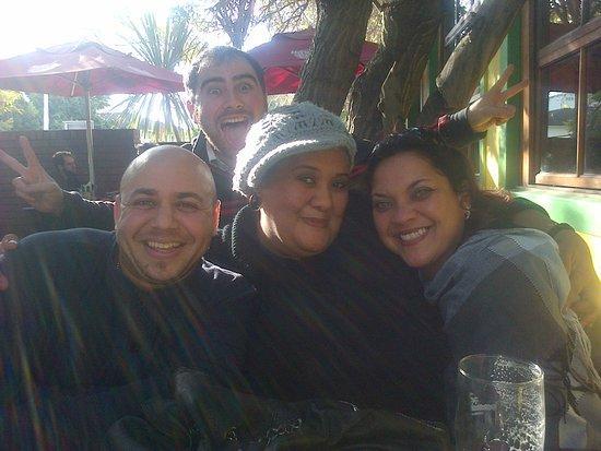 Kenilworth, Sudáfrica: Banana Jam Cafe