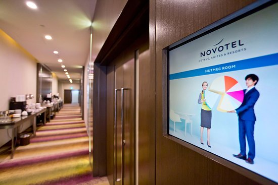 Novotel Singapore Clarke Quay: Meetings rooms at Novotel on Level 5