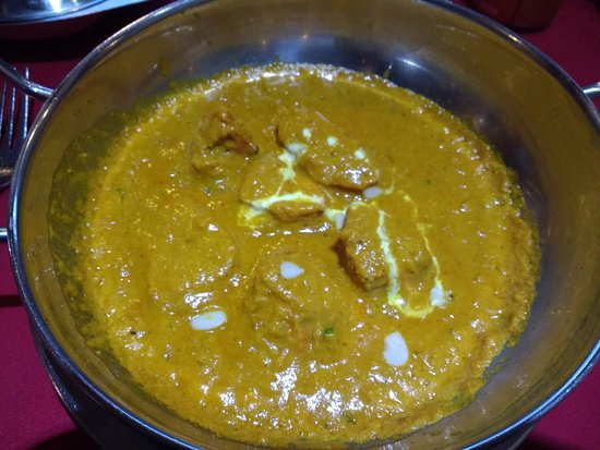 Rajbari Tandoori: Chicken Tikka Makhani