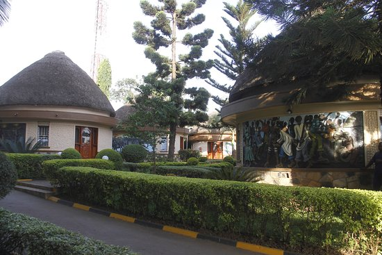 Ridar Hotel : cottage lawns