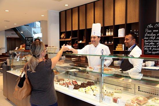 cours de cuisine à l'isntitut le cordon bleu paris - picture of le ... - Stage De Cuisine Paris