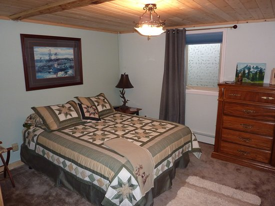 Aspen Ridge Inn: Queen bedroom