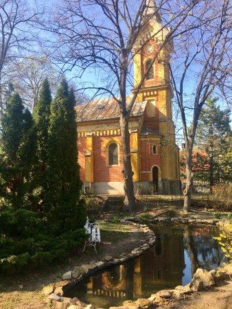 Hotel Villa Volgy: Chapel