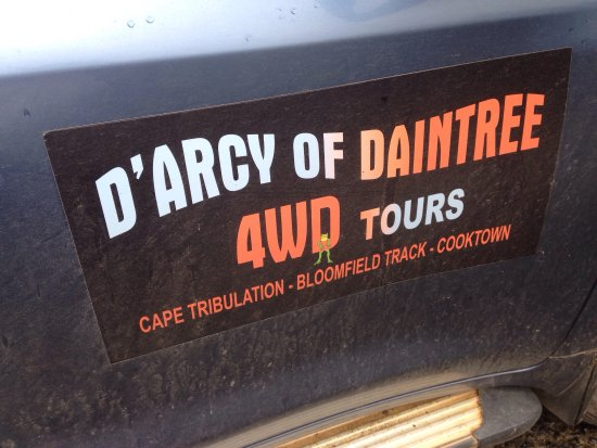 D'Arcy of Daintree 4WD Tours: photo2.jpg