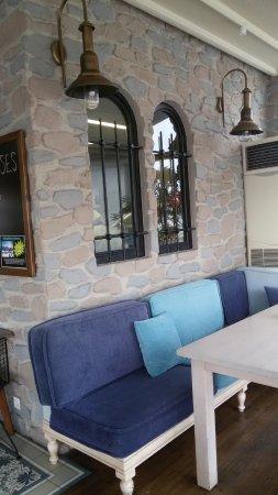 """Nowy Efendi Hotel """"Special Class"""": Breakfast space - Terrace"""