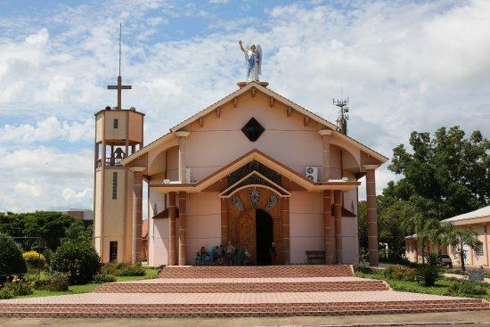 Paroquia Sao Gabriel de Ametista do Sul