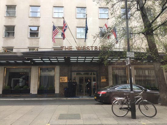The Westbury Mayfair, a Luxury Collection Hotel, London ...
