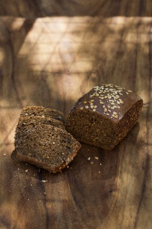 Sarrians, France : Le pain des viking !