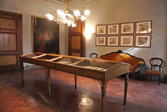 Villa Manzoni: Sala da pranzo