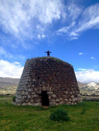 Sardinia, Italy: Santa Sabina, Silanus (Nu)