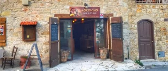 Agrovino Wine Shop & Bar Lofou