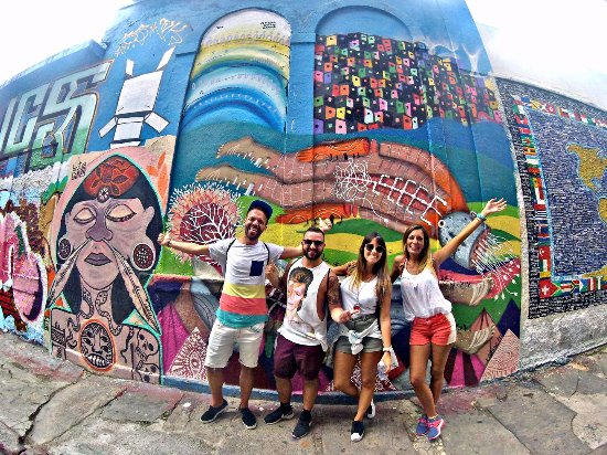 Rio by foot - Free Walking Tour