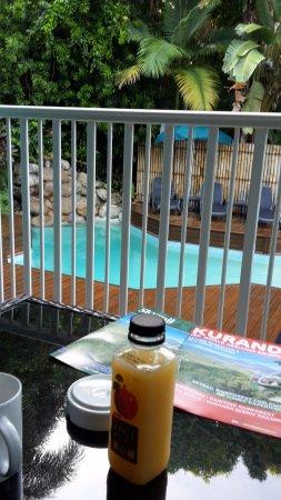 Le Cher Du Monde: Pool access